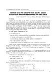 Nghiên cứu sự tạo phức đơn đa phối tử tecbi với L - histidin và axetyl axeton trong dung dịch bằng phương pháp chuẩn độ đo pH