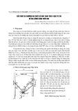 Cấu trúc và phương án thiết kế máy phay CNC 4 bậc 4 tự do để gia công cánh tuốc bin
