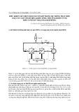 Điều khiển máy điện dị bộ nguồn kép trong hệ thống phát điện chạy sức gió với bộ điều khiển dòng thích nghi bền vững trên cơ sở kỹ thuật Backsteppin