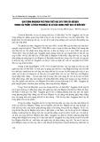 Quá trình Ăngghen phê phán triết học duy tâm của Hêghen trong tác phẩm Lútvích Phoiơbắc và sự cao chung triết học cổ điển Đức