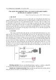 Ứng dụng encoder nâng cao chất lượng điều khiển đường đi của Robot tự động