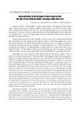 Quan điểm quân sự Hồ Chí Minh về chiến tranh du kích qua một số tác phẩm của Người ( giai đoạn trước năm 1945 )