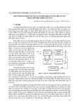 Một phương pháp xây dựng mô hình đối tượng phi tuyến trong hệ điều khiển dự báo