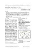 Đánh giá hiện trạng môi trường nước Hồ Thành Công - Quận Ba Đình - Thành phố Hà Nội