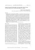 Nghiên cứu khả năng kết hợp và mức độ chống chịu sâu bệnh của một số dòng ngô có hàm lượng protein cao (QPM)
