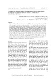 Xác định các đột biến trên GEN RPOB liên quan đến tính kháng Rifampicin của một số chủng vi khuẩn lao thu thập tại miền Bắc Việt Nam