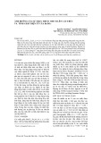Ảnh hưởng của sự thay thế Fe cho Ti lên cấu trúc và tính chất điện từ của BaTiO3