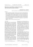 Phẩm chất của hệ thống Alamouti STBC - OFDM trong môi trường Fading đa đường