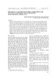 Hiện trạng và giải pháp giảm thiểu ô nhiễm không khí tại công ty xi măng Bút Sơn, xã Thanh Sơn, Huyện Kim Bảng, Tỉnh Hà Nam