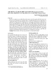 Ảnh hưởng của dịch chiết nấm linh chi ( Ganoderma lucidum) lên tăng trưởng và tỷ lệ sống của cá lóc đen ( Channa striata)