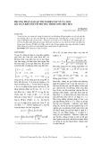 Phương pháp giải lặp tìm nghiệm xấp xỉ của một bài toàn biên đối với phương trình song điều hòa