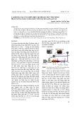 Laser rắn Nd: YVO4 biến điệu độ phẩm chất thụ động phát xung ngắn nano-giây với tần số lặp lại cao