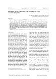 Mô phỏng vi cấu trúc và sự chuyển pha cấu trúc của Ôxit SIO2 lỏng