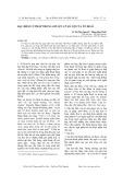 Đặc điểm cú pháp trong Chuyện cũ Hà Nội của Tô Hoài
