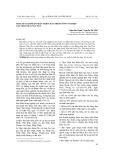 Một số giải pháp phát triển bảo hiểm nông nghiệp tại Thái Nguyên