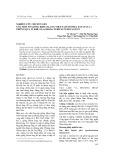 Nghiên cứu chuyển gen vào một số giống khoai lang Việt Nam (Ipomea batatas L.) thông qua vi khuẩn Agrobacterium tumefaciens