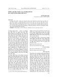 Tình cảm yêu nước của Vũ Phạm Hàm qua một số bài thơ chữ Hán
