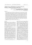 Nghiên cứu quan hệ di truyền của một số giống ngô (Zea mays L.) có khả năng chịu hạn khác nhau