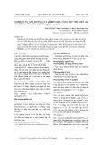 Nghiên cứu ảnh hưởng của pH đến khả năng hấp thụ Asen (As) và chì Pb) của cây sậy (phragmites australis)