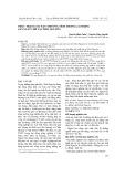 Thực trạng tai nạn thương tích trong lao động sản xuất chè tại Thái Nguyên