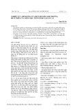 Nghiên cứu ảnh hưởng của phân bón đến sinh trưởng, phát triển của giống đậu tương Đ2101 tại Lào Cai