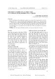 Tổng hợp và nghiên cứu các phức chất của gadolini, tecbi, dysprosi với L - tyrosin