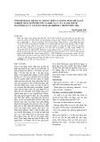 Tình hình mắc bệnh cầu trùng trên gà giống ross -308 tại xí nghiệp chăn nuôi Phổ Yên và hiệu lực của 2 loại thuốc hanzuril -25 và anticoccidae -diarrhoea trong điều trị