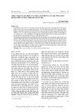 Thực trạng lao động và việc làm trong các hộ nông dân huyện Phú Lương tỉnh Thái Nguyên
