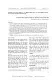 Nghiên cứu tách chiết và xác định tính chất của chất kháng sinh từ 2 chủng xạ khuẩn HT28 và K4