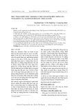 Thực trạng kiến thức thái độ và thực hành tìm hiểu thông tin về Basedow của người dân Đồng Hỷ - Thái Nguyên
