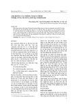 Ảnh hưởng của thông số quá trình tới độ cứng tế vi của lớp mạ Composite