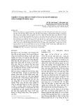 Nghiên cứu đặc điểm và phân vùng tài nguyên khí hậu nông nghiệp tỉnh Bác Kạn