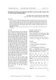 Kết hợp giải thuật di truyền với phân cụm loại trừ trong tối ưu hóa tham số điều khiển
