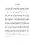 Tiểu luận Triết học số 16 - Vấn đề triết học về con người và con người trong quá trình đổi mới hiện nay