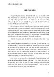 Tiểu luận Triết học số 75 - Học thuyết về hình thái kinh tế - xã hôi và vấn đề quá độ lên CNXH ở Việt Nam