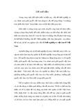 Tiểu luận Triết học số 17 - Vấn đề thất nghiệp và việc làm của Việt Nam