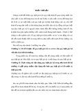 Tiểu luận Triết học số 59 - Cơ sở lí luận về quy luật giá trị và vai trò của quy luật giá trị với nền kinh tế thị trường