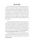 Tiểu luận Triết học số 10 - Máy móc đại Công nghiệp, vai trò của nó đối với nền kinh tế  Việt Nam