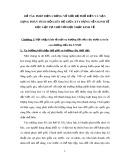 Tiểu luận Triết học số 56 - Phép biện chứng về mối hệ phổ biến và vận dụng phân tích mối liên hệ giữa xây dựng nền kinh tế độc lập tự chủ với hội nhập kinh tế