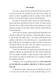 Tiểu luận Triết học số 80 - Cơ sở lý luận triết học của đường lối công nghiệp hóa, hiện đại hoá  ở Việt Nam trong thời kỳ quá độ