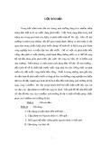 Tiểu luận Triết học số 26 - Tình trạng môi trường ô nhiễm