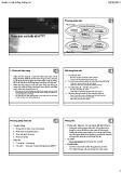 Bài giảng Quản trị hệ thống thông tin: Chương 5 - Huỳnh Phước Hải