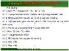 Bài giảng Hóa đại cương vô cơ: Chương 9 - Nguyên tố nhóm VII