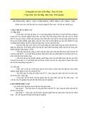 Hướng dẫn thực tập cuối khóa, viết báo cáo thực tập