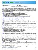 Luyện đề THPT Quốc gia môn Vật lý năm 2015 - Đề 9