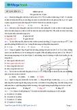 Luyện đề THPT Quốc gia môn Vật lý năm 2015 - Đề 4