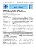 Tiềm năng và giải pháp phát triển du lịch dải ven biển Hà Tiên - Kiên Lương, tỉnh kiên Giang