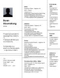 Mẫu đơn xin việc Tiếng Anh dành cho Nhà văn