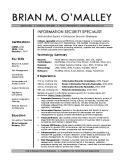 Mẫu đơn xin việc Tiếng Anh dành cho Nhân viên IT