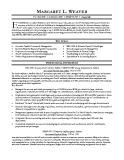 Mẫu đơn xin việc Tiếng Anh dành cho Kế toán công nợ